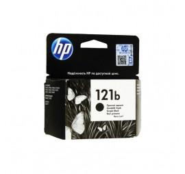 HP 121b Simple Black Original Ink Cartridge (CC636HE)