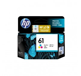 HP 61 Tri-color Original Ink Cartridge (SD550AA)