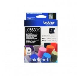 Brother LC-563 Black Original Ink Cartridge