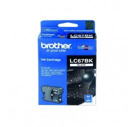 Brother LC-67 Black Original Ink Cartridge