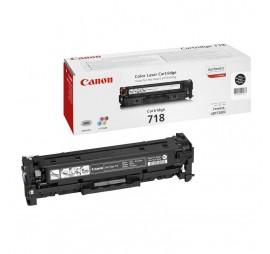 Canon 718 Black Original Toner Cartridge