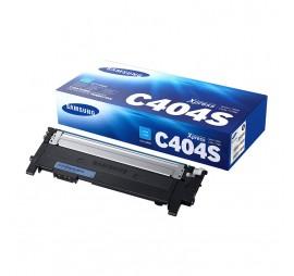 Samsung CLT-C404S Cyan Original Toner Cartridge (CLT-C404S)