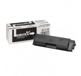Kyocera TK-580 Black Original Toner Cartridge (TK-580K)