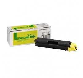 Kyocera TK-580 Yellow Original Toner Cartridge (TK-580Y)
