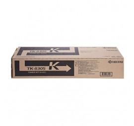 Kyocera TK-8305 Black Original Toner Cartridge (TK-8305K)