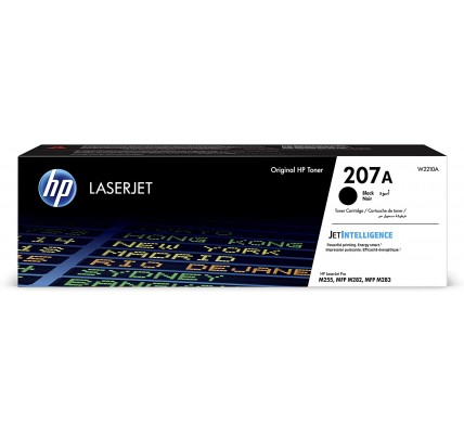 HP TONER W2210A BLACK 207A
