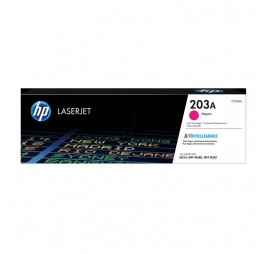HP 203A Magenta Original LaserJet Toner Cartridge (CF543A)
