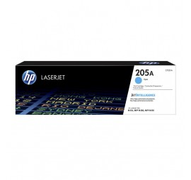 HP 205A Cyan Original LaserJet Toner Cartridge (CF531A)