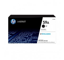 HP 59A Black Original LaserJet Toner Cartridge (CF259A)